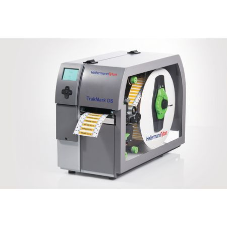 Hellermann Thermotransferdrucker 556-05000 Typ TrakMark DS MET GY