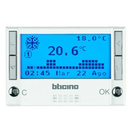 Bticino Thermostat HD4451