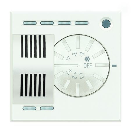 Bticino Thermostat HD4692FAN