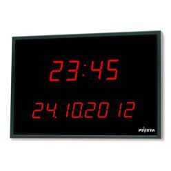 Peweta LED Digitaluhr 71.515.551 EAN Nr. 4250594511932