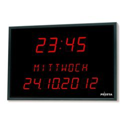 Peweta LED Digitaluhr 71.516.551 EAN Nr. 4250594511949