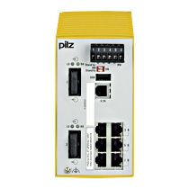 Pilz Ethernet Switch 380602 PSSnet SHL 6T 2FMMSC MRP