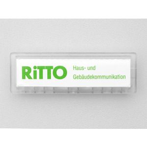 Ritto Namensschild 1228050 EAN Nr. 4026529026358