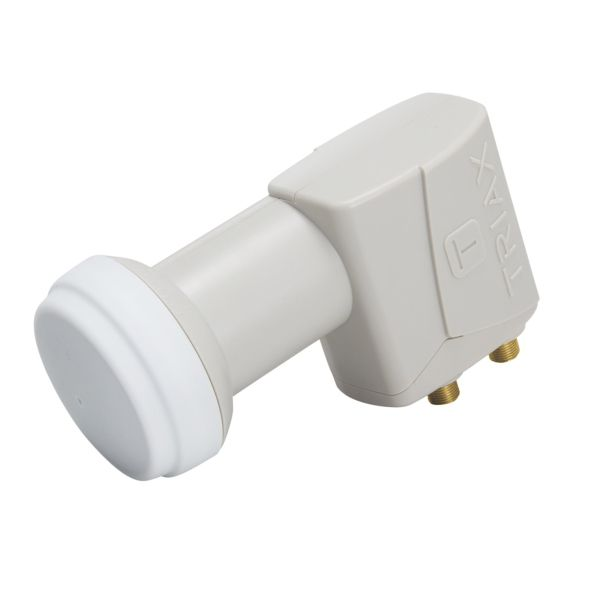 Triax Universal Twin LNB CS 200 T Gold Nr. 304852