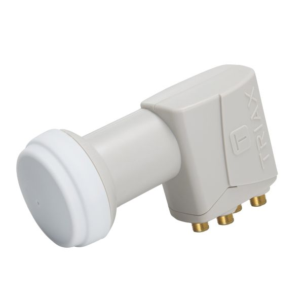 Triax Universal Quad LNB CS 404 QS Gold Nr. 304853