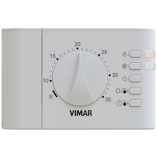 Vimar Akku Thermostat 02900.1