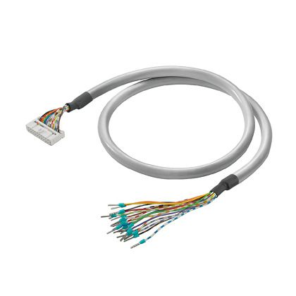 Weidmüller Kabel 1349730010 Typ PAC-UNIV-HE10-F-1M
